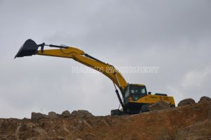 Large Hydraulic Crawler Hydraulic Mining Excavator for Hot Sale pictures & photos