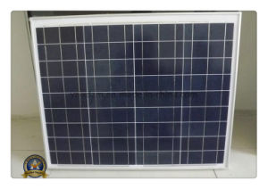 40W PV Panel with 3 Years Warranty for Solar Light pictures & photos