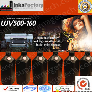 UV Curable Ink for Mimaki Ujv500-160 UV Printers pictures & photos