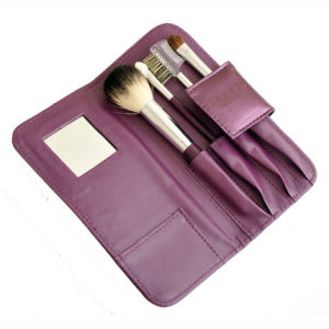 New Purple 4PCS Makeup Brush pictures & photos