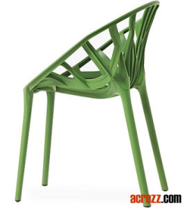Outdoor Garden Plastic Stackable Furniture Vegetal Chair pictures & photos