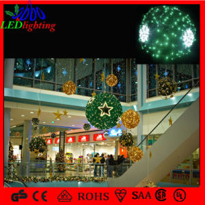 Holiday Decorationg Huge Motif Hanging Ball Light pictures & photos