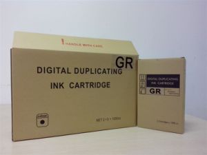 Gr Digital Duplicator Ink (Black) pictures & photos