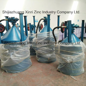 Sand Blasting Machine for Spray Metal pictures & photos