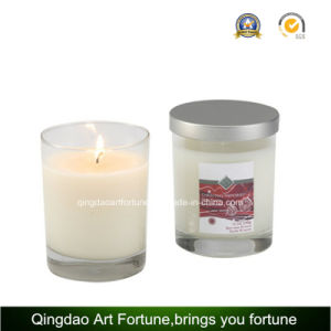 Luxury Scented Glass Jar Candle in Gift Box pictures & photos