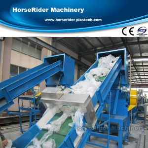 PE Agricultural Film Recycling Washing Line pictures & photos