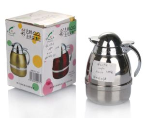12oz Soy Kettle and Stainless Steel Kettle pictures & photos