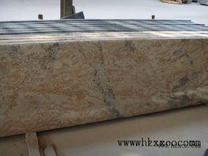 Kashimire Gold Granite Coutertop Granite Tiles, Granite Slabs pictures & photos