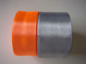 New Popular Double Faced Satin Ribbons for Sale pictures & photos