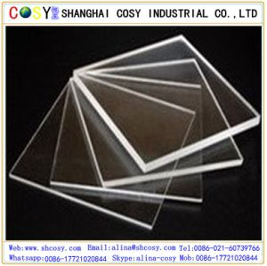 Wholesale High Gloss Transparent Plastic Cast Acrylic Sheet pictures & photos