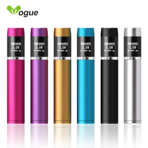2014 Newest Electronic Cigarette with Big Capacity 18650 Battery E-Cigarette China Manufacture