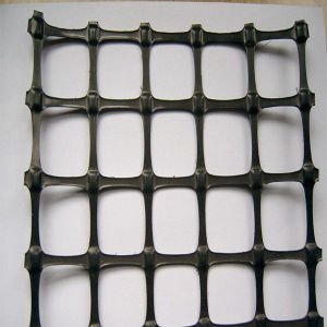 PP Biaxial Plastic Black Geogrid with Competitive Price pictures & photos