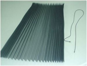 Pleated Mesh/Pleated Insect Screen Mesh/Window Screens/Mosquito Screens pictures & photos