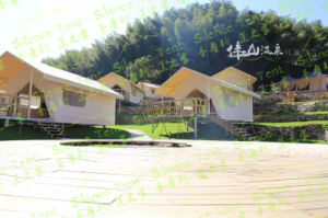 A Shape Safari Tent for Resort From China Tent Manufacture pictures & photos