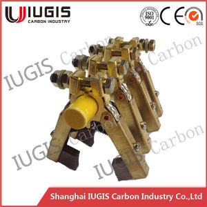 Carbon Brush Holder for Slip Ring Whole Set pictures & photos