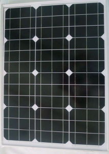 12V 70W Solar Panel for off-Grid Solar Power Station pictures & photos