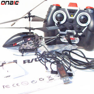 Camera RC Heli 3.5channel 3megapixel