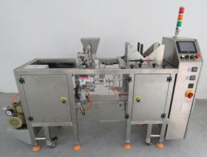 Premade Pouch Granule Food Packaging Machine pictures & photos
