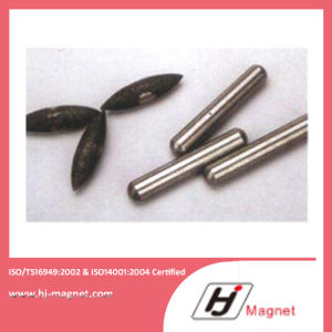 Customized Strong AlNiCo Magnet with High Quality Manufacturing Process Based on ISO14001 pictures & photos