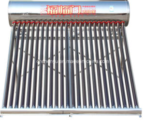 2015 Best Selling for Indian, Maxico, Mauritius Market Stainless Steel Solar Water Heater pictures & photos