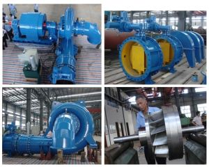 Horizontal Francis/ Water Turbine/ Hydro Turbine/ Generator pictures & photos