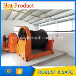 Mine Winch for Shaft Lifting Platform pictures & photos