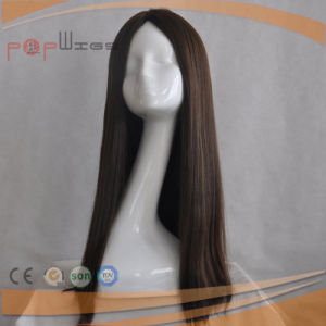 China Top Quality Jewish Front Lace Wigs Factory pictures & photos