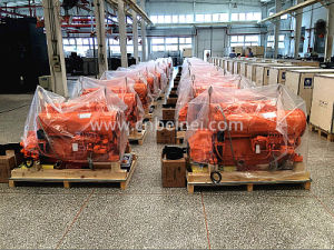 Diesel Engine F6l912 Air Cooled Engine for Genset and Truck Mixer pictures & photos