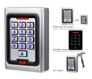 Door Metal Keypad Access Control pictures & photos