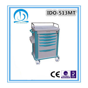 Ce ISO Approved Medical Cart with Drawer pictures & photos