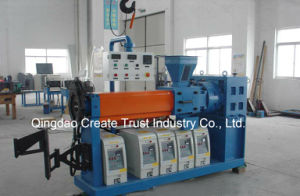 High Technical Rubber Straining Extruder with CE Standards pictures & photos