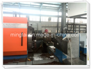 Large Heavy Duty Horizontal CNC Lathe with Milling Function for Nuclear Products (CK61160)