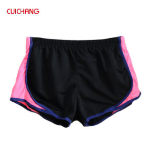 Girls Wholesale Cheap Running Shorts pictures & photos