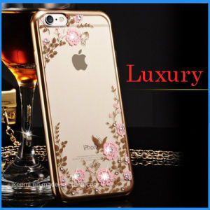 Secret Garden Flower Bling Flora Case for iPhone 7/7plus/6/6s/Plus/5/5se/5c pictures & photos