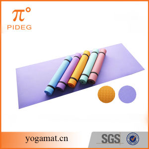 Yoga Exercise Mat EVA Material 6mm pictures & photos
