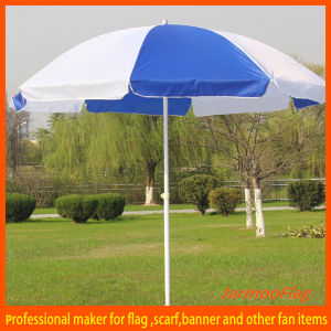 Outdoor Folding Patio Parasol Umbrella pictures & photos