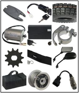 Spare Parts of Disc Brake pictures & photos