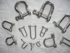 JIS Standard Commercial Type Shackle with Stainless Steel pictures & photos