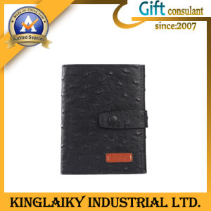 Customized Promotional Gift Leather Wallet with Design Logo (KSM-004) pictures & photos