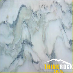 Kinawa Light Green Marble Tile for Flooring /Wall Cladding