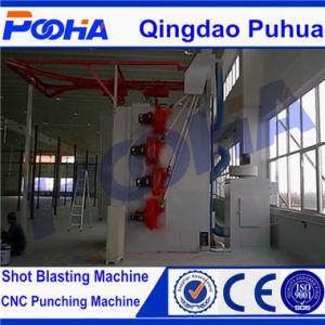 Q37 Hook Type Shot Blasting Machine pictures & photos