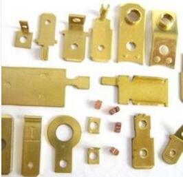 Pressing Parts for Mobile Phones pictures & photos