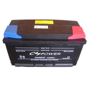12V/88ah Mf Car Battery 12V 88ah DIN88 pictures & photos