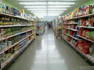 Single Side Gondola Supermarket Shelf Factory Manufacturer pictures & photos
