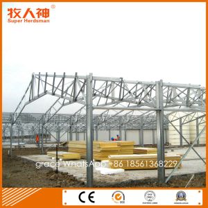Professional Commercial Broiler House From Factory pictures & photos