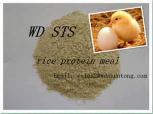 Rice Protein Meal for Animal Fodder with High Quality pictures & photos