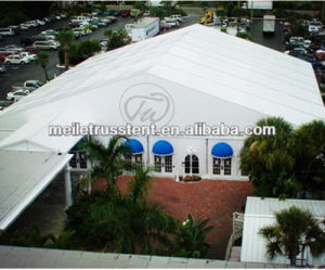 30X50m PVC Tent Printing Events Marquee with Appentice pictures & photos
