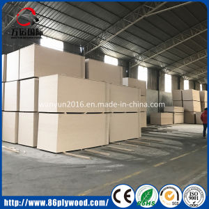16mm 18mm Raw/ Melamine Laminated Particle Board pictures & photos