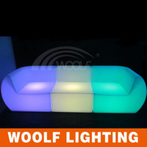 Glow LED Light Modern Cofe Pub Furniture pictures & photos