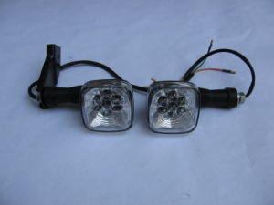 Motorcycle Parts Motorcycle LED Turn Light Cg Old pictures & photos